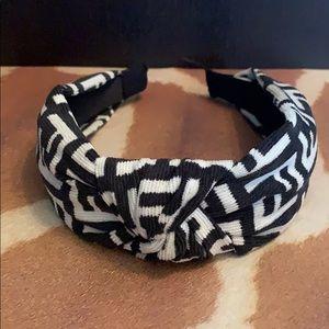 Accessories - Fendi Style Knotted Headband